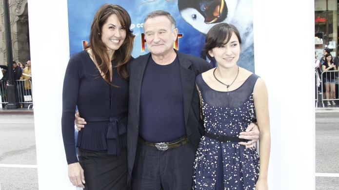 Robin Williams' kids are appalled over