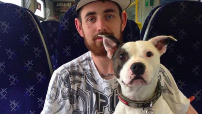 Rescue dog proves that man really