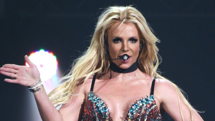 Britney Spears Isn't Done Performing in