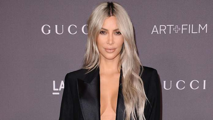 Kim Kardashian West Is Being Accused