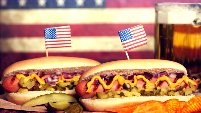 American hot dogs bucket list: The