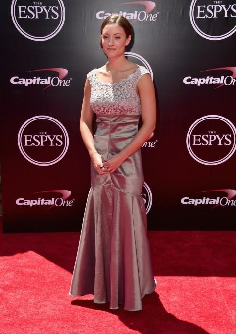 Elizabeth Marks ESPYS