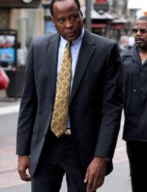 Guilty! Conrad Murray convicted of Michael