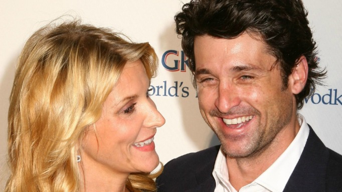 Jill Fink and Patrick Dempsey marriage
