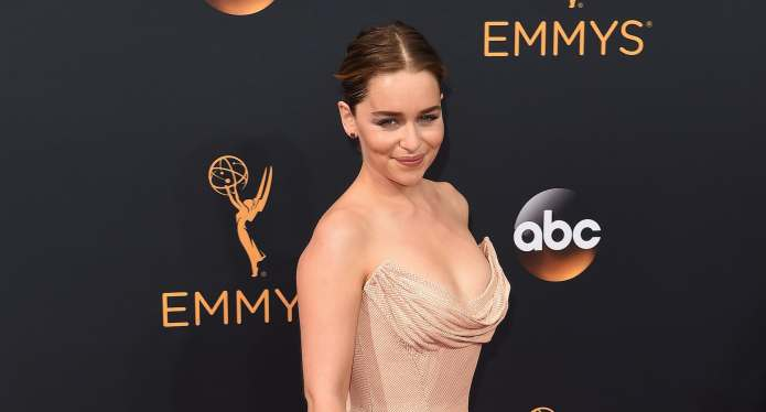 Emilia Clarke Gets Real About Her
