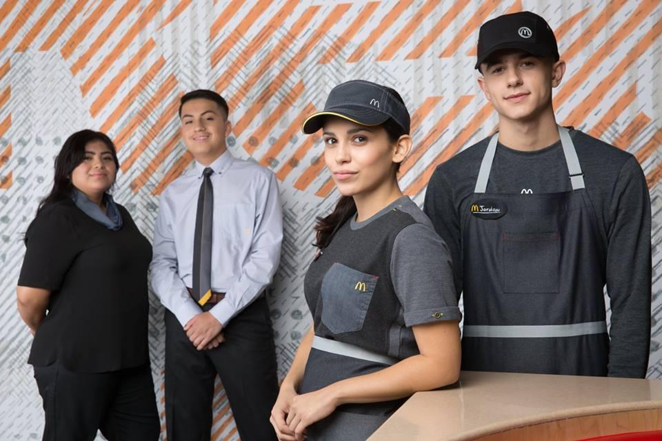 Mcdonalds Bizarre New Employee Uniforms Will Crack You Up Sheknows