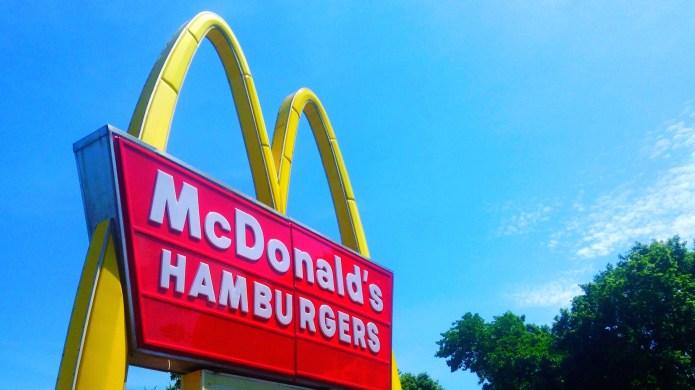 McDonald's new delivery brings Big Macs