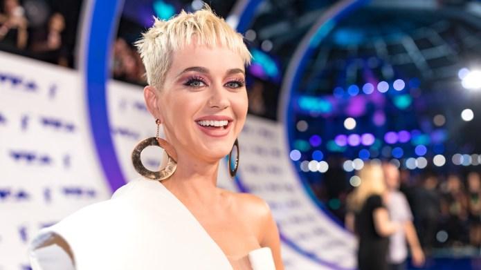 Katy Perry Made One Low-Key Joke