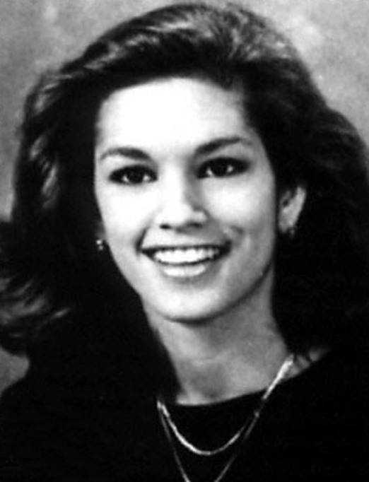 Young Cindy Crawford