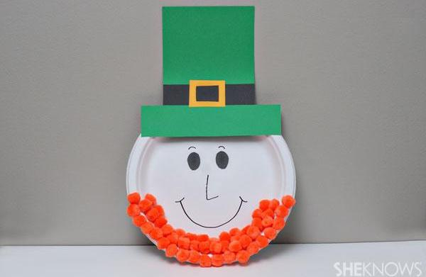 St. Patrick's Day crafts for kids