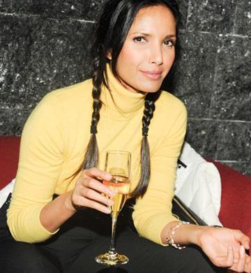 Padma Lakshmi's steamy winter beauty secrets