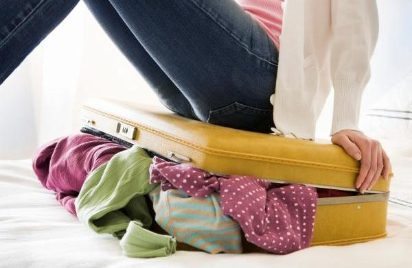 Stress-free vacation packing