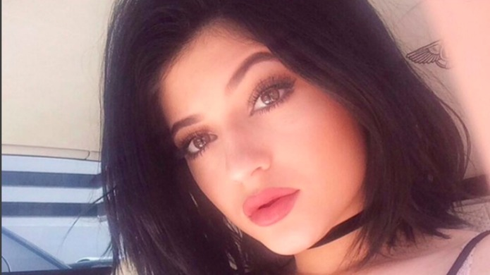Kylie Jenner addresses fake nose and