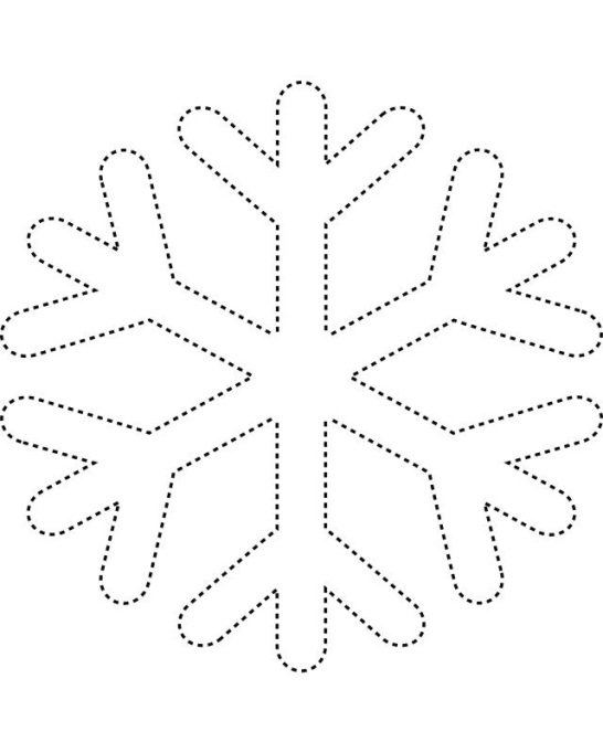 Printable Snowflake Templates To Get You Through Any Snow Day Sheknows