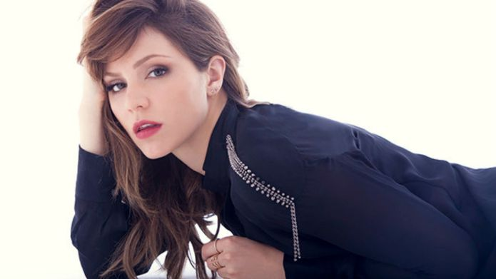 Scorpion's Katharine McPhee dishes on a
