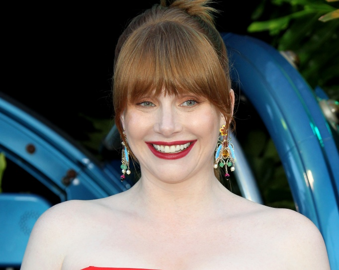 Bryce Dallas Howard at the Jurassic Park: Fallen World premiere