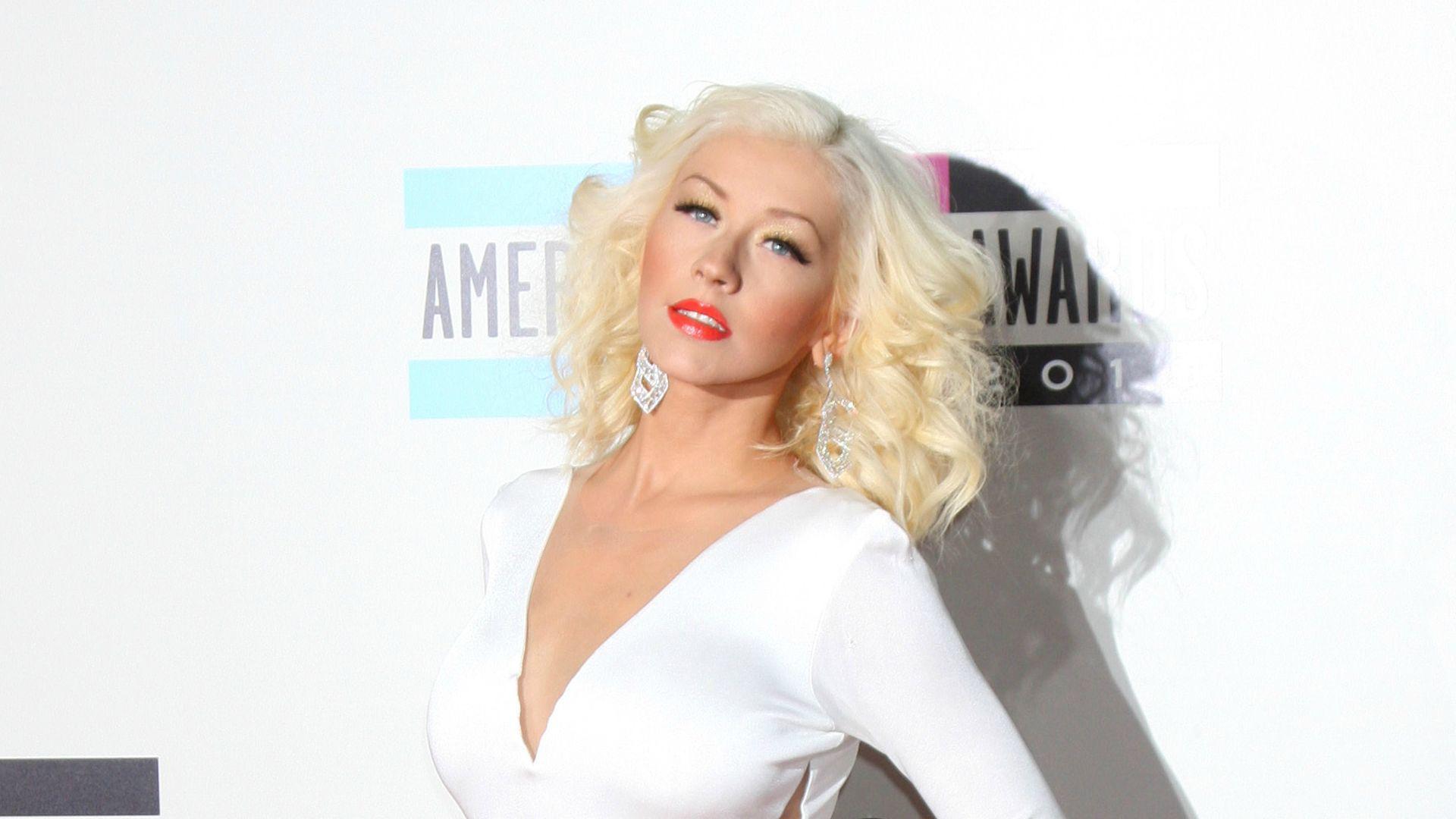 Tits Celebrity Christina Aguilera naked photo 2017
