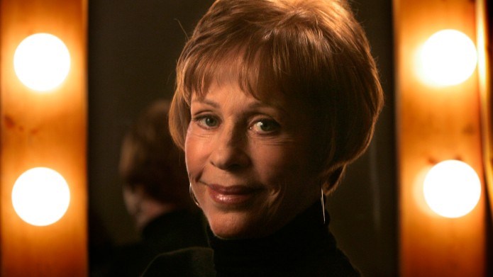 Carol Burnett Opens Up About Her
