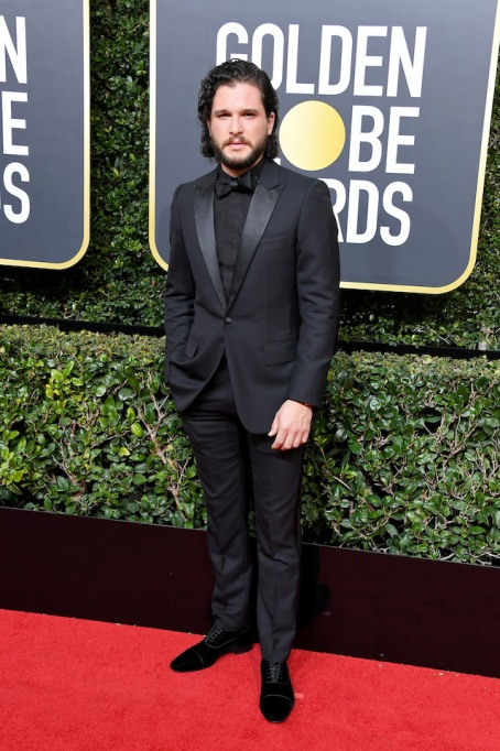 Best Golden Globes fashion 2018: Kit Harington