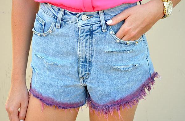 How to make those old jean