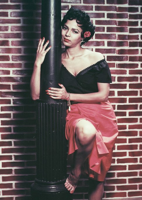 Dorothy Dandridge Rose