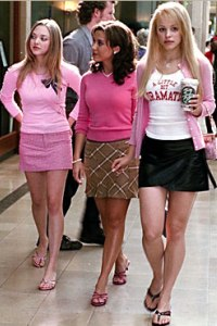 Lacey in Mean Girls