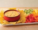 Cheesy mexican dip