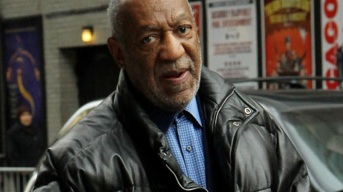 Bill Cosby seriously made a joke