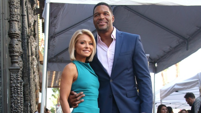 Michael Strahan's remarks about Live! suggest
