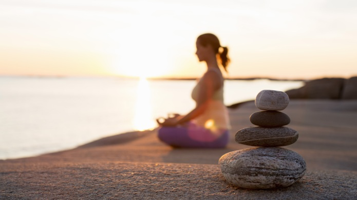 How meditation can help ease your