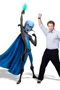 Will Ferrell is Megamind