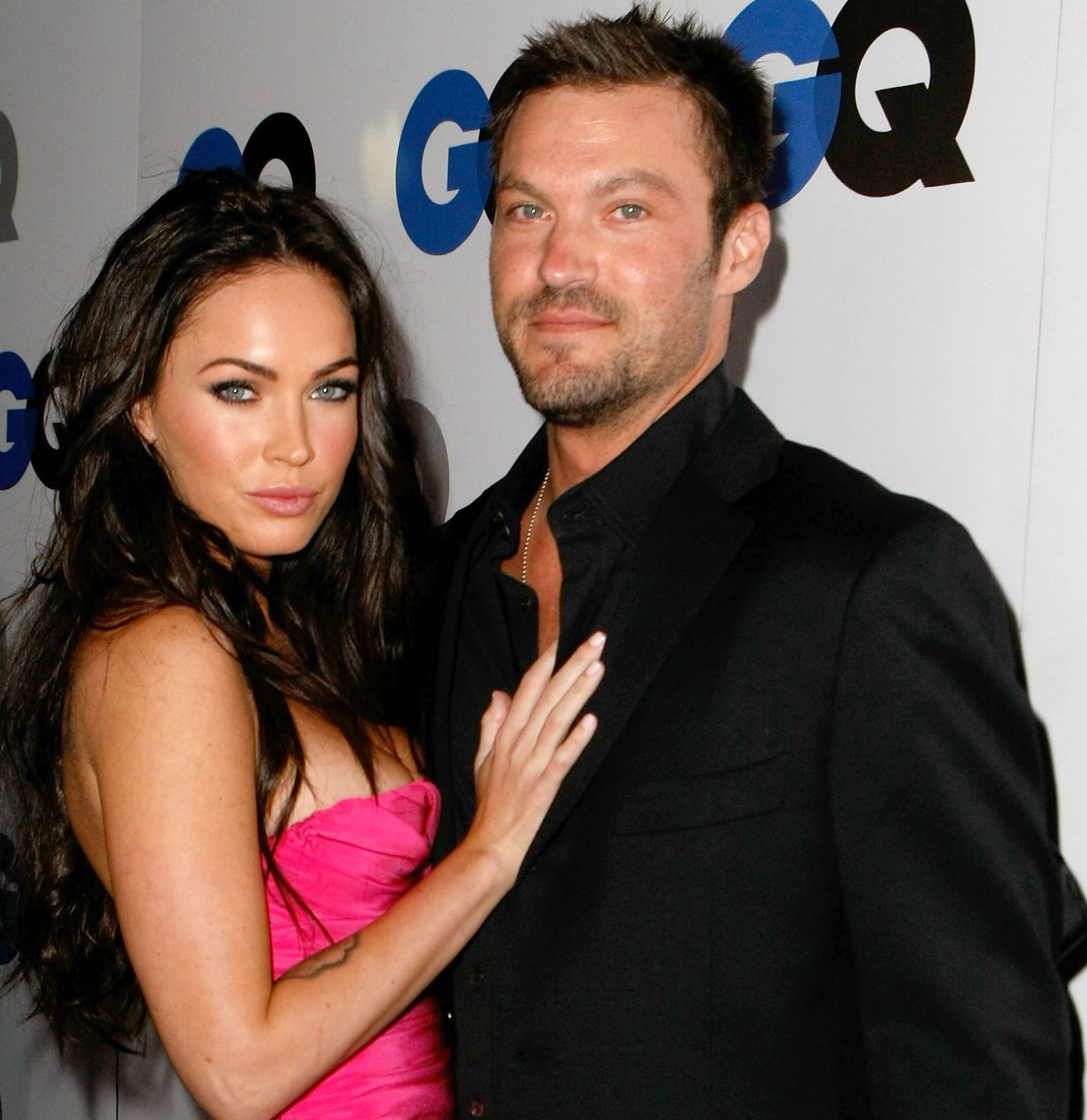 Megan Fox and Brian Austin Green 2008