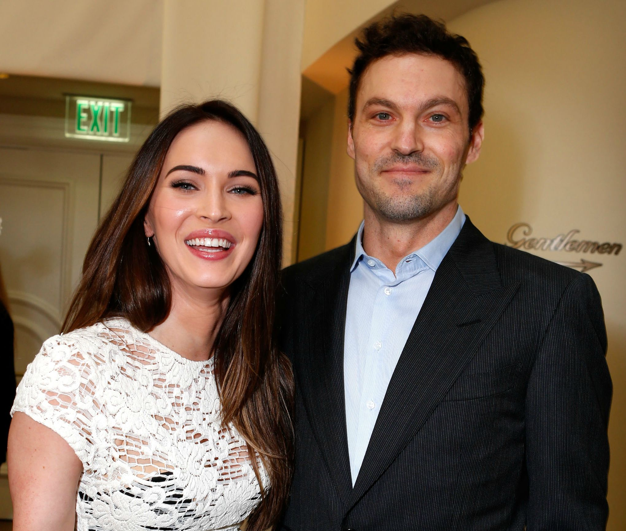 Megan Fox and Brian Austin Green 2012
