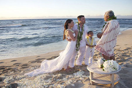 Megan Fox and Brian Austin Green wedding