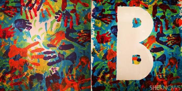 Megan painting | Sheknows.com