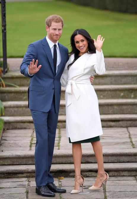 Meghan Markle Body Shamed | Prince Harry and Meghan Markle posing