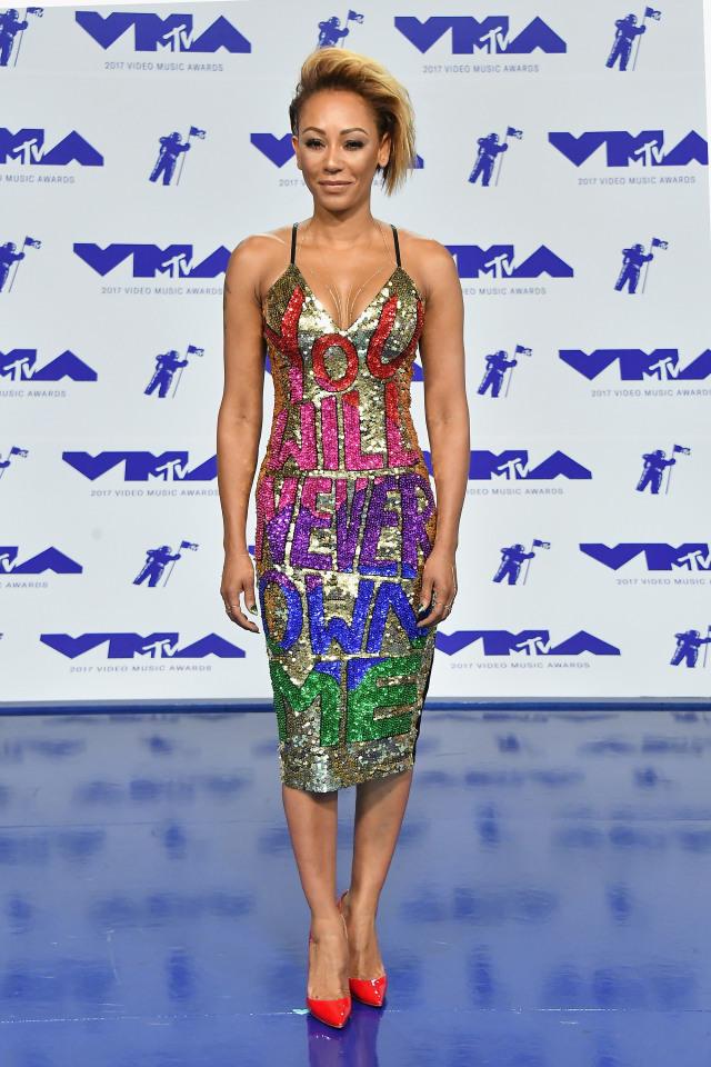 Best Dressed at the 2017 VMAs: Mel B