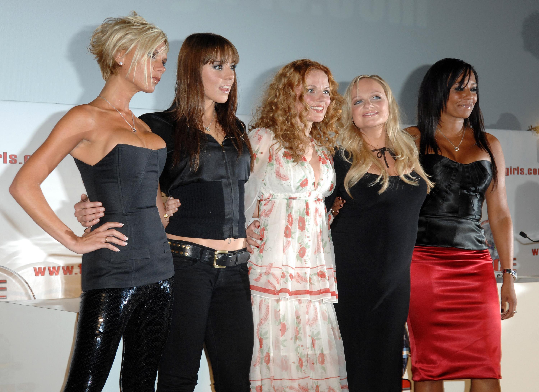 mel b spice girls reunion