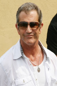 Mel Gibson joins twins and ex-wife for birthday party