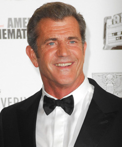 Mel Gibson and Robyn Denise Moore