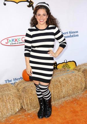 Melissa Janet Winokur as Jailbird Halloween 2012
