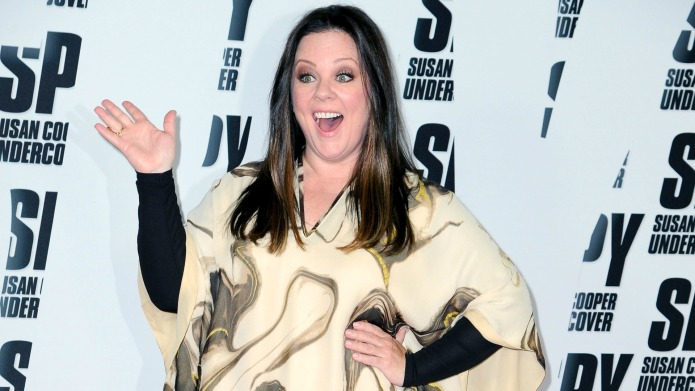 Melissa McCarthy digs into the shame