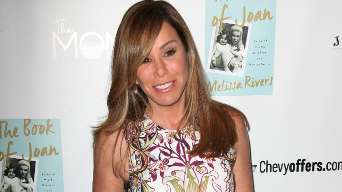 Melissa Rivers is wrong to scold