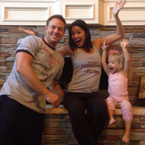 Melissa Rycroft is pregnant again