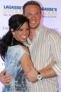Melissa Rycroft and Tye Strickland are expecting