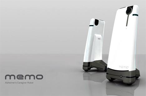 memo robot