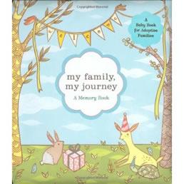 adoption memory book