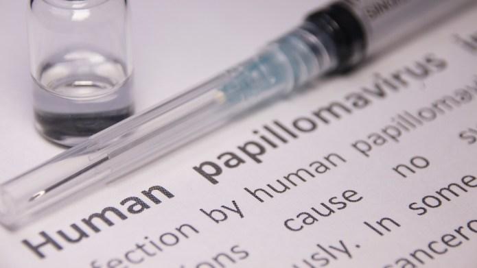 Human papillomavirus (HPV) vaccination.