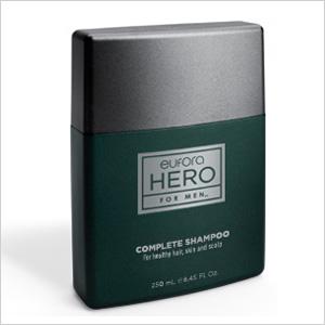 Eufora HERO for Men's Complete Shampoo