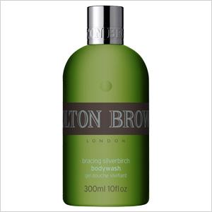 Molton Brown's Bracing Silver Birch Body Wash